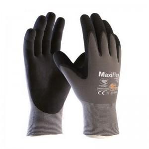 Guante MaxiFlex Ultimate ATG 34-275 de nylon y recubrimiento de NBR