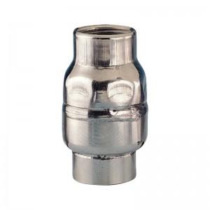 Válvula de retención INOX GENEBRE 2440 Serie CROMAX PN16