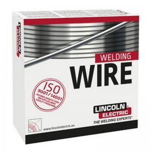 Hilo de soldar macizo LINCOLN ULTRAMAG® mig-mag AWS: ER70S-6