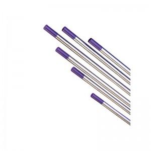 Electrodo de tungsteno ABICOR BINZEL E3 morado