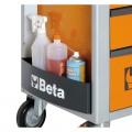 Carro de herramientas con ruedas BETA C24S/7 con 7 cajones