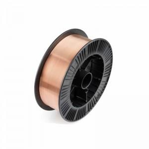 Hilo soldadura G3Si1 SG2 ER70S-6, bobina pequeña (Kg)