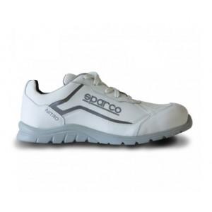 Zapato de seguridad SPARCO NITRO S3 Blanco - 07522