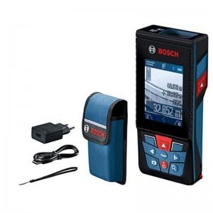 Medidor láser de distancias BOSCH GLM 120 C - 0601072F00