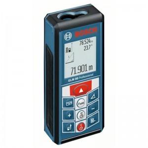 Medidor láser de distancias BOSCH GLM 80 - 0601072300