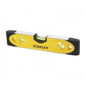Nivel STANLEY Alto Impacto 230mm . V . Base magnética - 0-43-511
