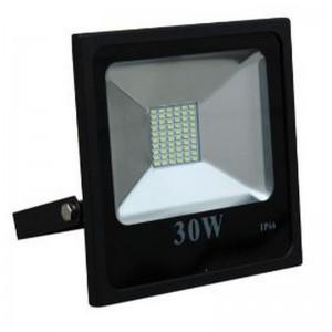Foco proyector led AYERBE 30W 6000K profesional IP66 - 620390