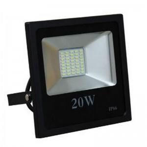 Foco proyector led AYERBE 20W 6000K profesional IP66 - 620385