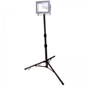Foco proyector led AYERBE 1x50W con trípode - 620410