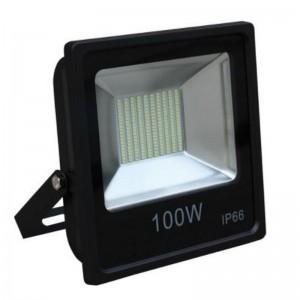 Foco proyector led AYERBE 100W 6000K profesional IP66 - 620405