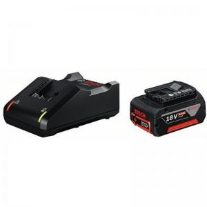 Power set de 1 batería BOSCH GBA 18V 4.0Ah y cargador GAL 1840 CV Profesional - 1600A01B9Y