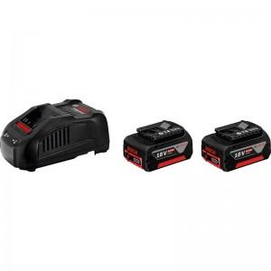 Power set de 2 baterías ProCORE BOSCH GBA 18V 5.0Ah y cargador GAL 1880 CV Profesional - 1600A00B8J