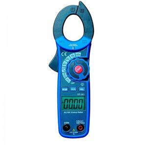Pinza amperimétrica profesional KAISE ST351 600V AC/DC