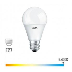 Lámpara led standard EDM E27 20W 2100 lúmenes luz fría 6400K - 98708