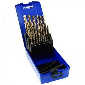 Juego de brocas IZAR DIN338 25 unidades - 1456 - 1-13X0,50 HSSE (1016) - 18370