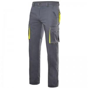 Pantalón VELILLA Stretch bicolor - 103008S