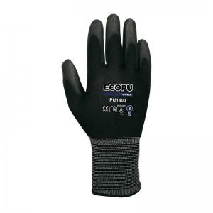 Guante de Nylon® sin costuras con recubrimiento de poliuretano - BPU1400