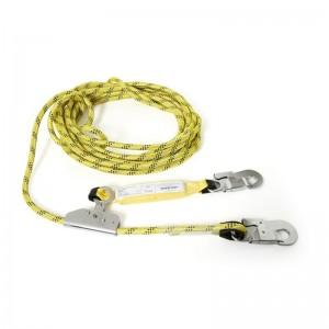 Cuerda SAFETOP de 12 mm x 10 metros con altochut - 80231