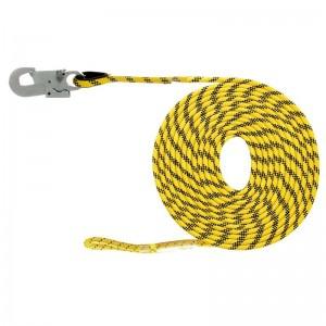 Línea de vida SAFETOP horizontal de cuerda EN795 CLASE B