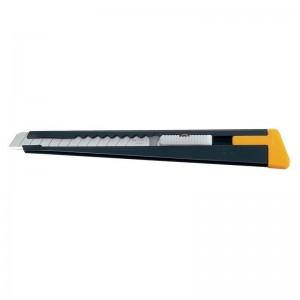 Cutter OLFA de bloqueo automático con mango metálico - 180-BLACK