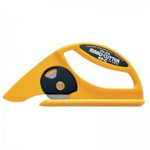 Cutter OLFA especial para moquetas y plachas de goma - 45-C