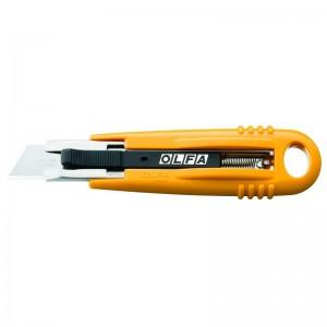 Cutter OLFA seguridad para embalajes (Prest.Ind.24 uds) - SK-4/24