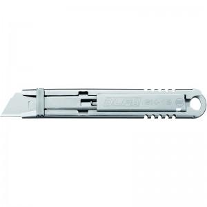 Cutter seguridad OLFA de acero inoxidable - SK-12