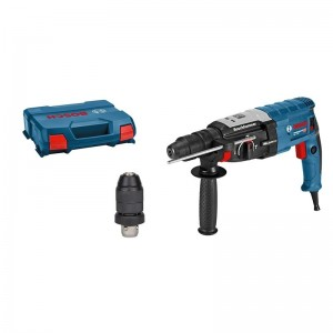 Martillo perforador con SDS-Plus BOSCH GBH 2-28 F profesional con portabrocas intercambiable en maleta - 0611267600