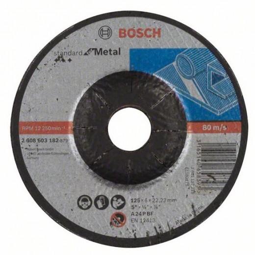 Disco de desbaste BOSCH acodado Expert for Metal